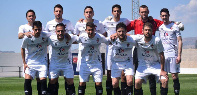 Equipo Senior A - Aspe UD TEmporada 2018-2019