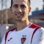 David Martínez Botella jugador del Aspe UD Senior A