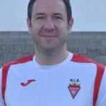 David Pastor Bellot jugador del Aspe UD Senior A