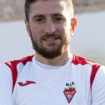 Luis Fornés jugador del Aspe UD Senior A
