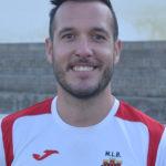 Marcos Alcover Torres jugador del Aspe Unión Deportiva Senior