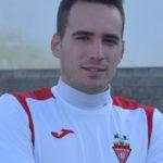 Oscar Gómez Hernández jugador del Aspe Unión Deportiva Senior A