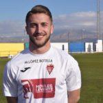 Luis Sánchez es un jugador del Aspe UD Senior