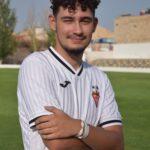 Juan Antonio Molina Soriano es jugador del Aspe Unión Deportiva