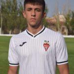 Pablo Ruiz Expósito es jugador del Aspe Unión Deportiva