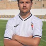 Aaron Caparrós García es jugador del Aspe Unión Deportiva