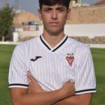 Adrián Lumbier Rives es jugador del Aspe Unión Deportiva