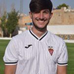 Darío Prior Peral es jugador del Aspe Unión Deportiva