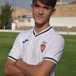 Samuel Gallardo Vicedo es jugador del Aspe Unión Deportiva