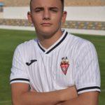 Víctor Ayala Sarrio es jugador del Aspe Unión Deportiva