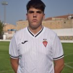 Christian García Urios es jugador del Aspe Unión Deportiva