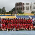 Aspe Unión Deportiva en Estoril Ibercup