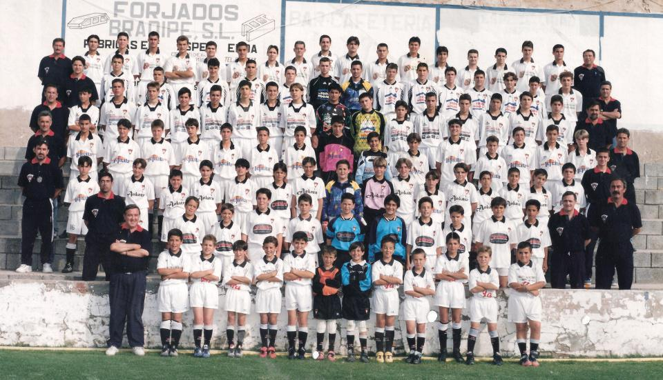 Foto del club del año 1999