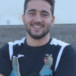 Agustín Cartagena jugador del Aspe UD Senior B