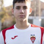 Jose Ruiz Gallardo - Chera - jugador del Aspe Unión Deportiva Cadete A