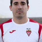 Gonzalo Pujalte jugador del Aspe UD B senior