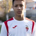 Ismail Bendrao jugador del ASPe UD Cadete A