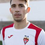Ivan Jover jugador del Aspe UD Senior B
