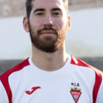 Francisco Javier Cerdán jugador del Aspe Unión Deportiva Senior