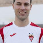 Jorge Cascales jugador del Aspe UD Senior B