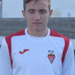 Jose López Lara jugador del Aspe UD Cadete A