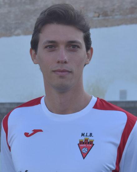 Miguel Socorro Picó es jugador del Aspe UD Senior B
