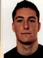 Luis Miguel Serrano jugador del Aspe UD Senior A