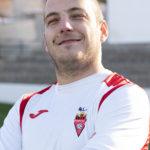 Teo González Erades jugador del Aspe UD Senior B