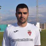 """Javi Lopez Jugador del Aspe Unión Deportiva Senior """"B"""""""