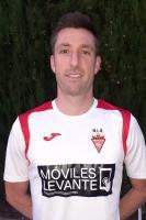 Luis Miguel Serrano es jugador del Aspe Unión Deportiva