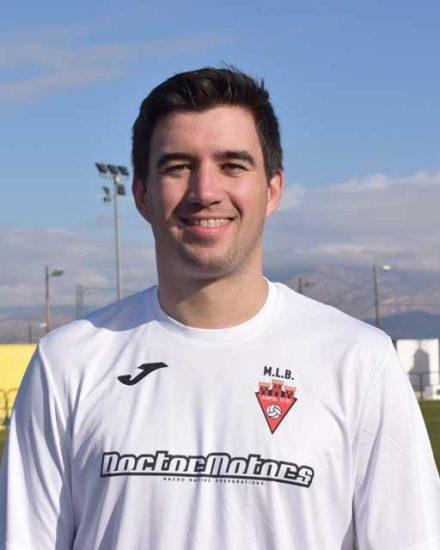 """Feñe Jugador del Aspe Unión Deportiva Senior """"B"""""""