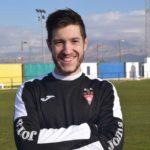 Víctor Botella fisioterapeuta del Aspe Unión Deportiva Senior