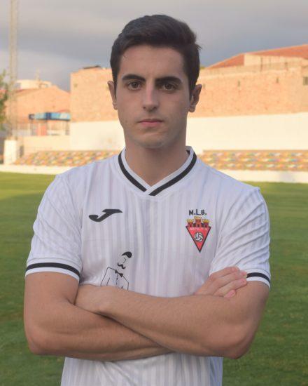 Jose Abad López es jugador del Aspe UD