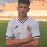 Rubén Hernández Galvañ es jugador del Aspe UD