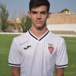 Álex Amorós González es jugador del Aspe UD