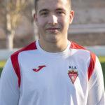 Marcos Bernal jugador del Aspe UD Cadete B