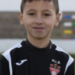 Félix Cañavate jugador del Aspe UD Benjamín B