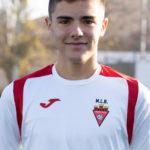 Javier Peña jugador del Aspe UD Cadete B