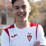 Pablo Castellano jugador del Aspe UD Cadete B