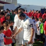 Momentos del Homenaje a Lopez Botella