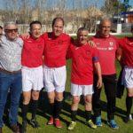 Futbolistas veteranos aspenses