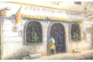 Bar Ateneo Patrocinador del Aspe Unión Deportiva