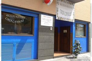 Restaurante Casa Canales Patrocinador del Aspe Unión Deportiva