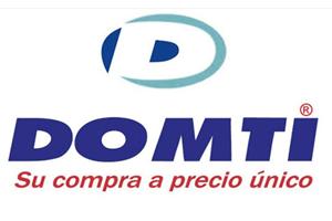 Domti Patrocinador del Aspe Unión Deportiva