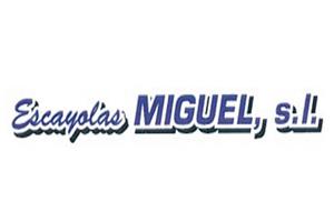 Escayolas Miguel S.L. Patrocinador del Aspe Unión Deportiva