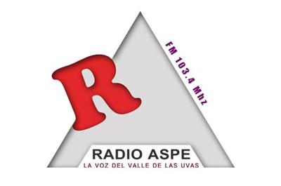 Radio Aspe Patrocinador del Aspe Unión Deportiva