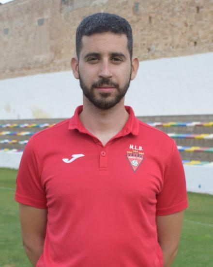Óscar Galiano Martínez es entrenador del Aspe UD