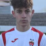 Agustín García Crespo jugador del Aspe UD Juvenil