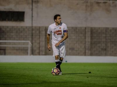 David Pastor Bellot , capitán del Aspe Unión Deportiva