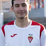 Juan Antonio Molina jugador del Aspe UD Juvenil